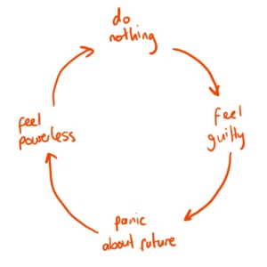Stuck_ depression guilt cycle