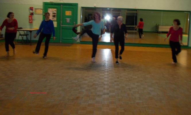 DansEnergie group play