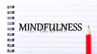 mindfulness-notebook reminder