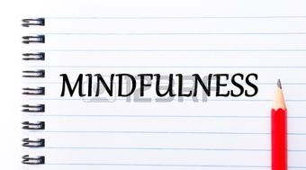 mindfulness-notebook reminder